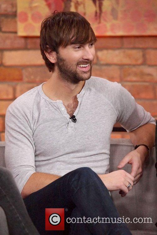 Dave Haywood  of band Lady Antebellum appears...