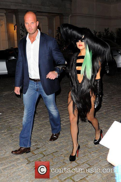 Lady Gaga and The Roundhouse 10