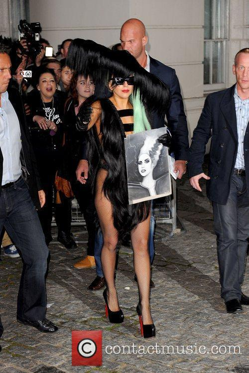 Lady Gaga and The Roundhouse 6