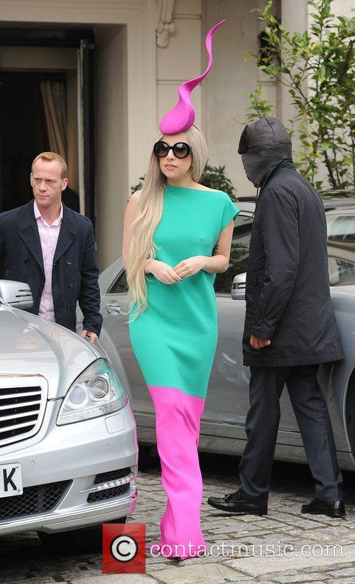 Lady GaGa 45