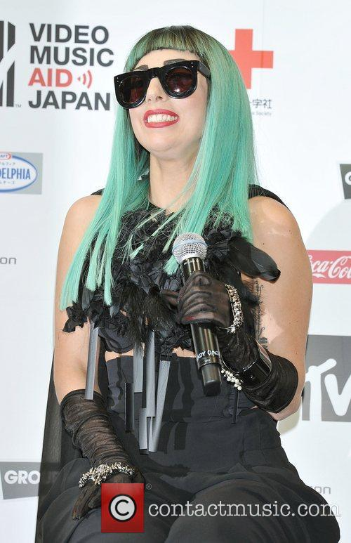 Lady GaGa and MTV 17