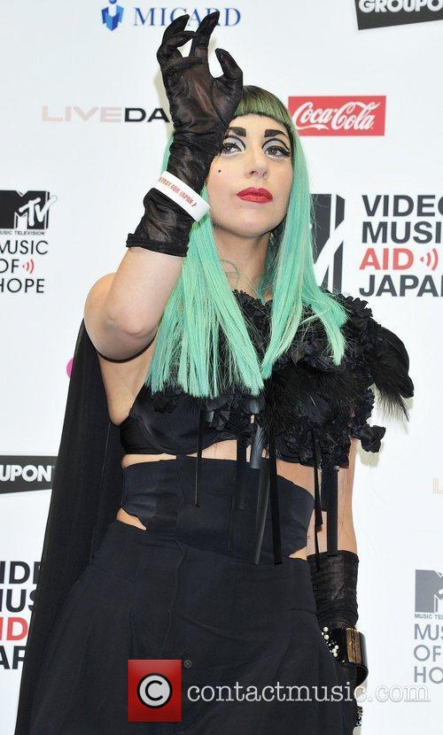 Lady GaGa and MTV 13