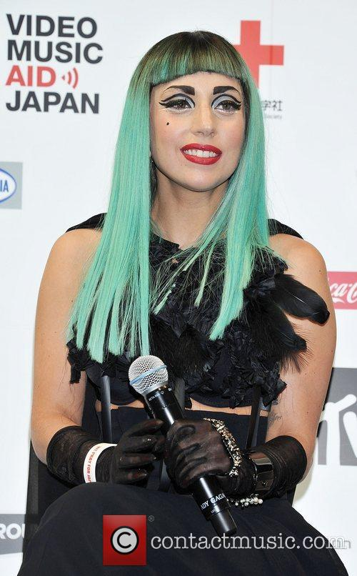 Lady Gaga and Mtv 11