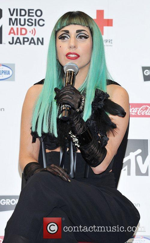 Lady GaGa and MTV 19