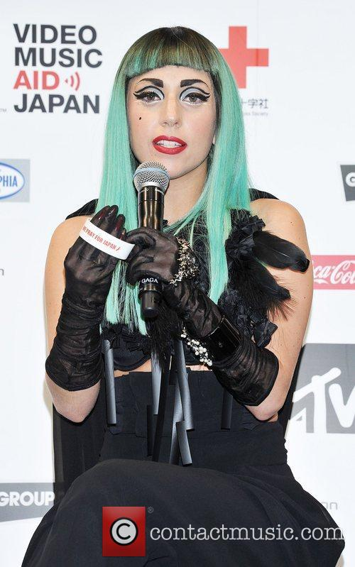 Lady Gaga and Mtv 3