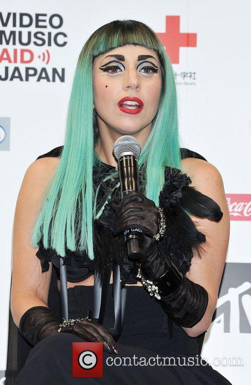 Lady GaGa and MTV 18
