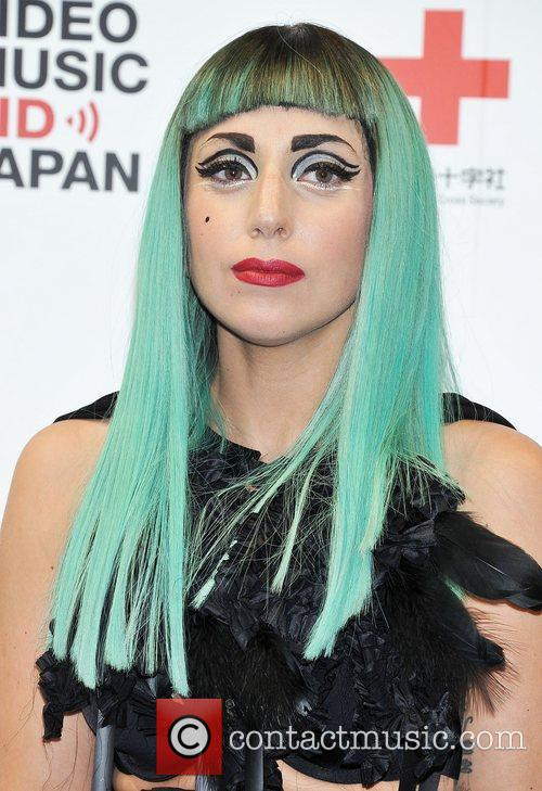 Lady GaGa and MTV 14