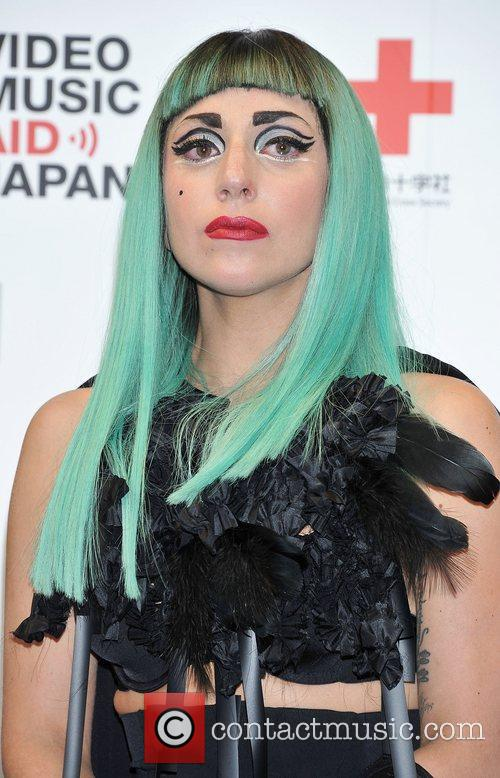 Lady GaGa and MTV 25
