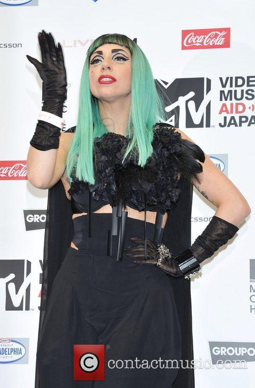 Lady GaGa and MTV 24