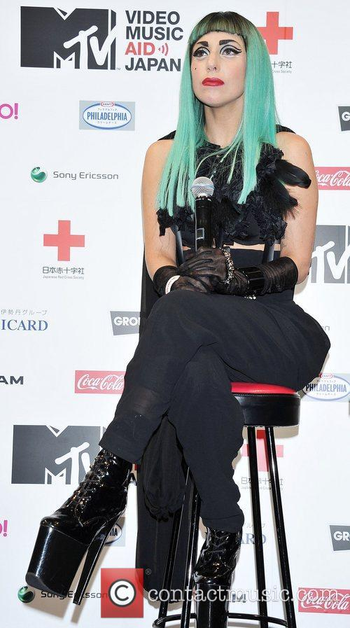 Lady GaGa and MTV 20