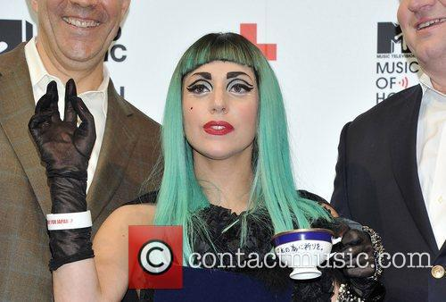 Lady Gaga and Mtv 10