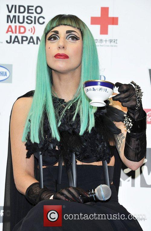 Lady GaGa and MTV 22