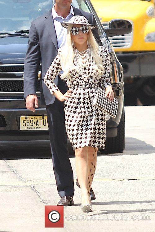 Lady GaGa and The View 26