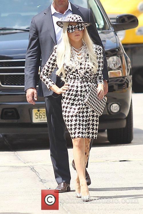 Lady GaGa and The View 28
