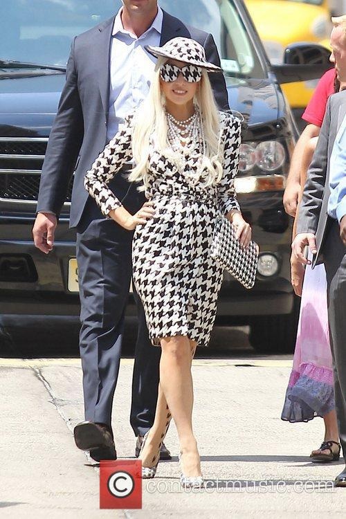Lady GaGa and The View 14