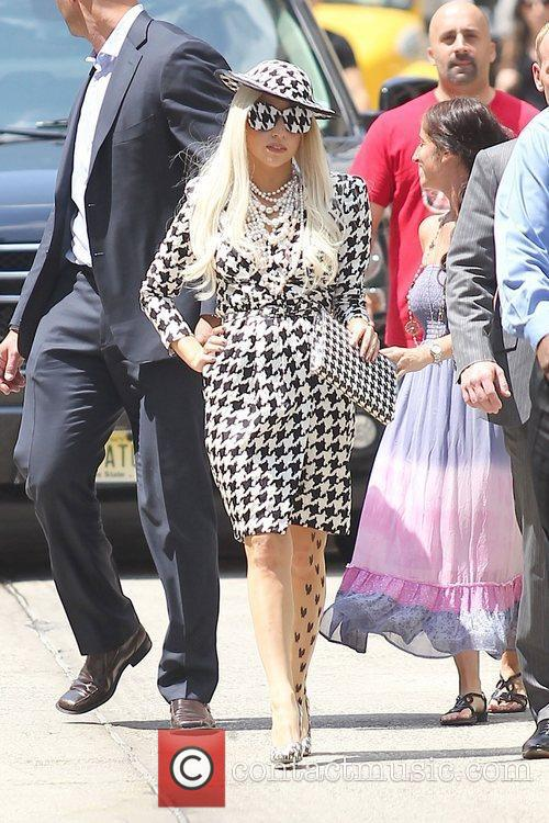 Lady Gaga and The View 5