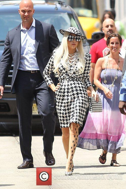 Lady GaGa and The View 22