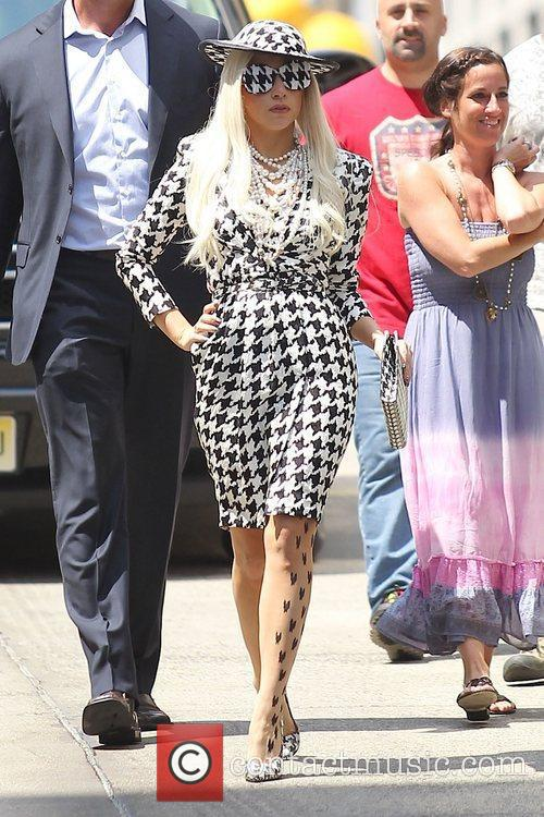 Lady Gaga and The View 6
