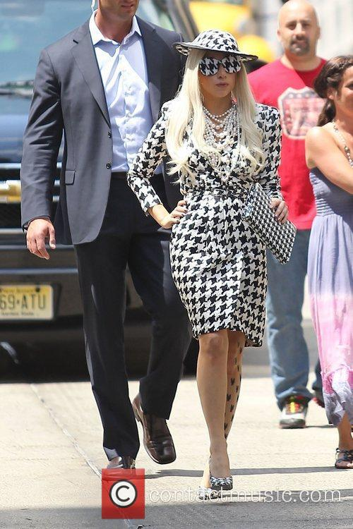 Lady Gaga and The View 4