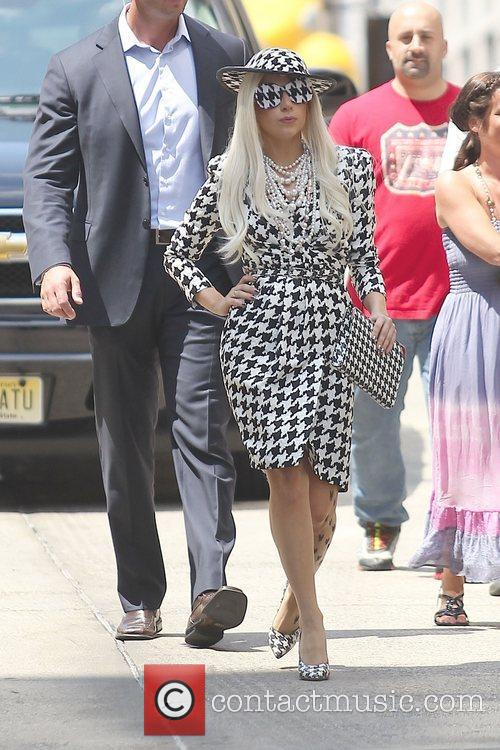 Lady GaGa and The View 19