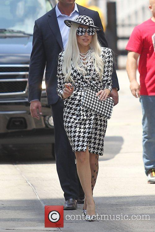 Lady GaGa and The View 24