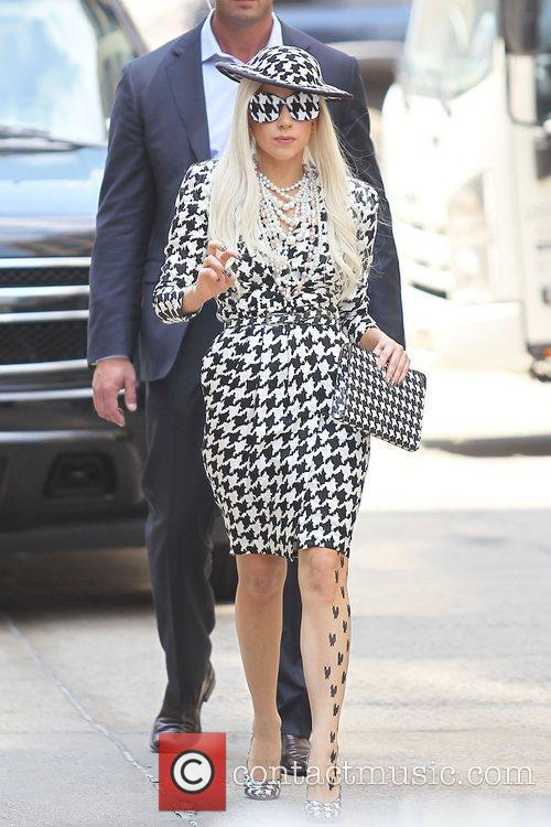 Lady GaGa and The View 27