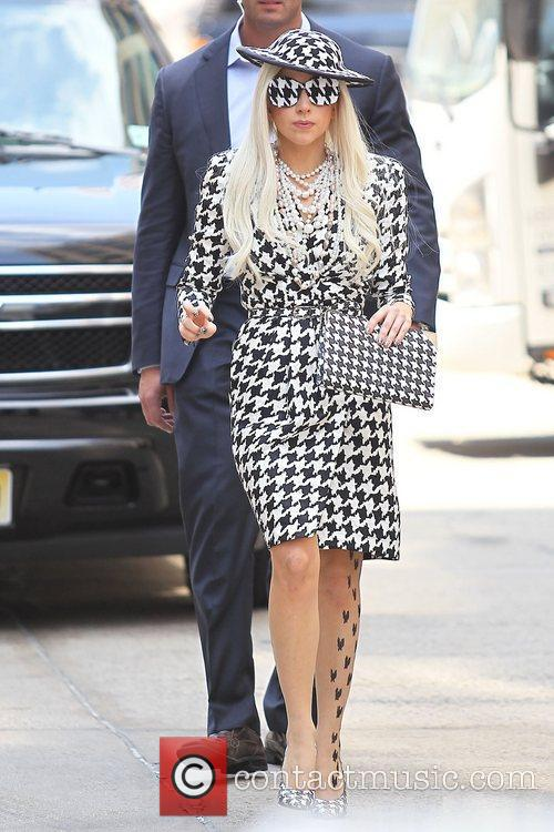 Lady GaGa and The View 17