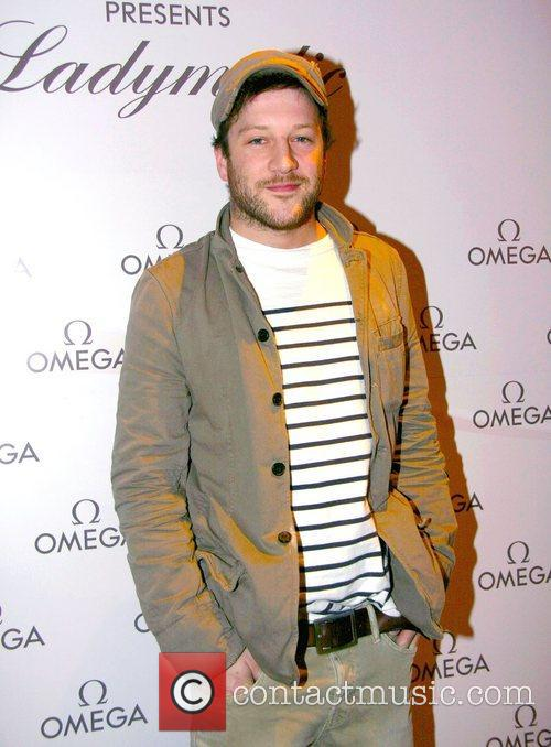 The Omega Ladymatic Collection Launch Party held at...
