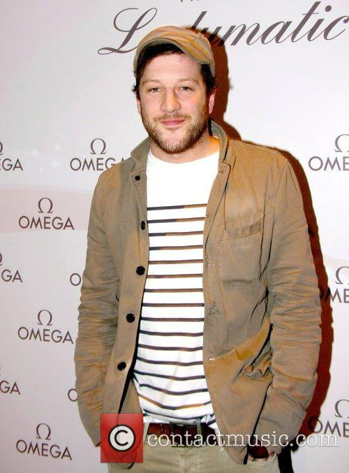 Matt Cardle  The Omega Ladymatic Collection Launch...