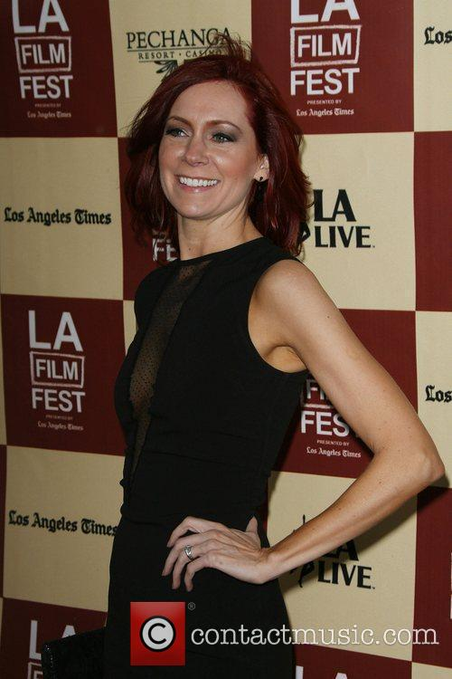 Carrie Preston 2011 Los Angeles Film Festival -...