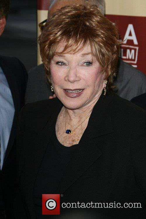 Shirley MacLaine 2011 Los Angeles Film Festival -...