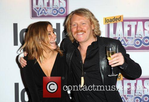 Caroline Flack and Lee Francis  2011 Loaded...