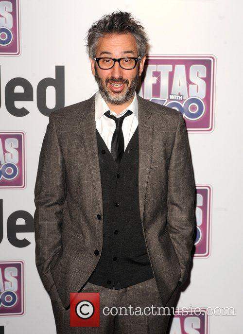 David Baddiel  2011 Loaded Laftas awards at...