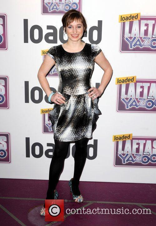 Isy Suttie  2011 Loaded Laftas awards at...