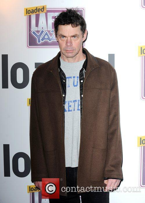 Rich Hall  2011 Loaded Laftas awards at...
