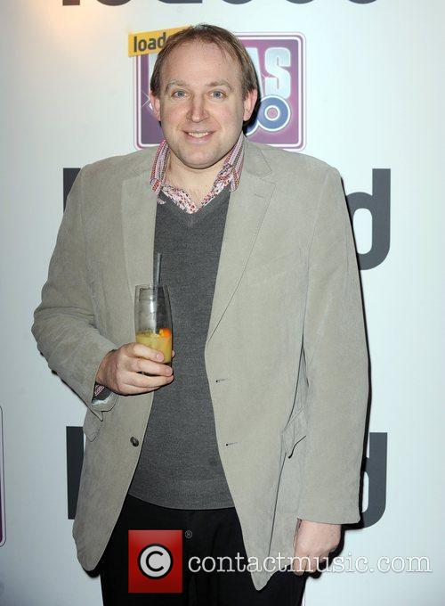 Tim Vine  2011 Loaded Laftas awards at...