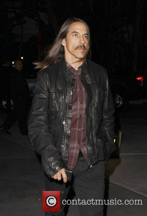 Red Hot Chili Peppers and Anthony Kiedis 3