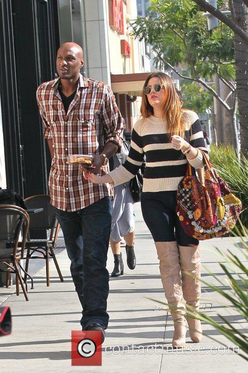 Lamar Odom and Khloe Kardashian 16