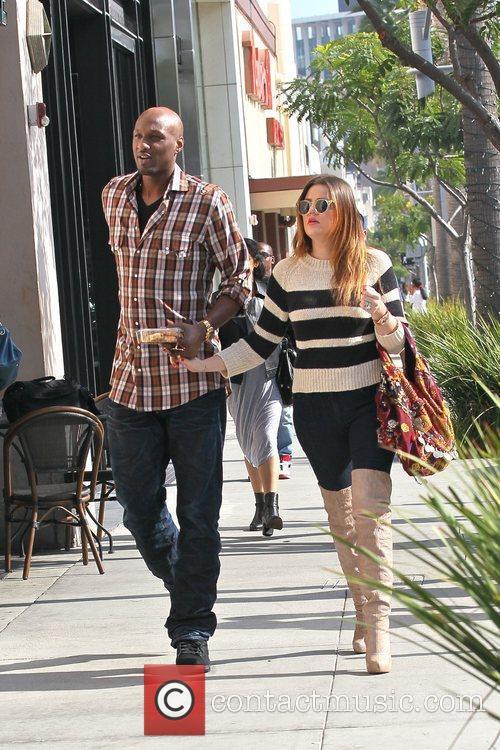 Lamar Odom and Khloe Kardashian 15