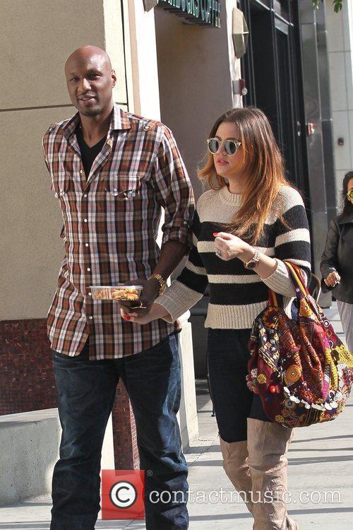 Lamar Odom and Khloe Kardashian 14