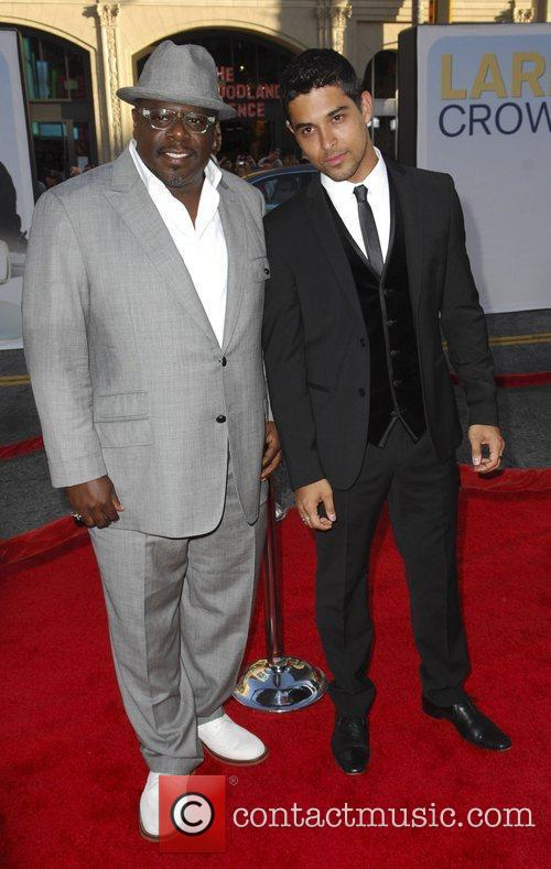 Cedric The Entertainer and Wilmer Valderrama 4