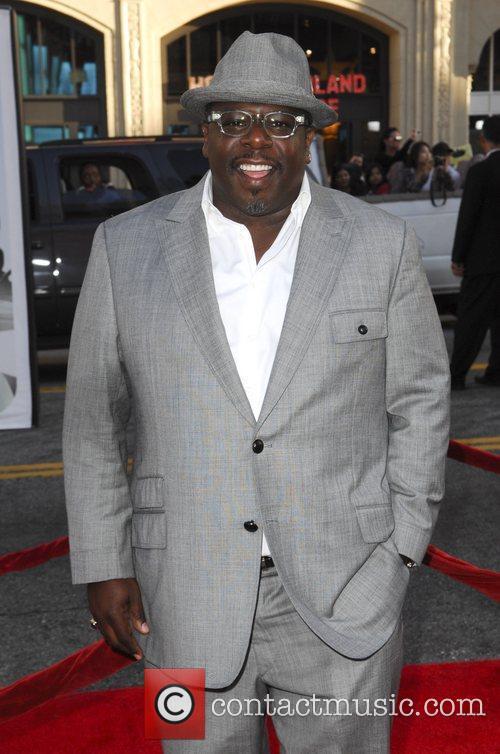 Cedric The Entertainer 'Larry Crowne' Los Angeles Premiere...