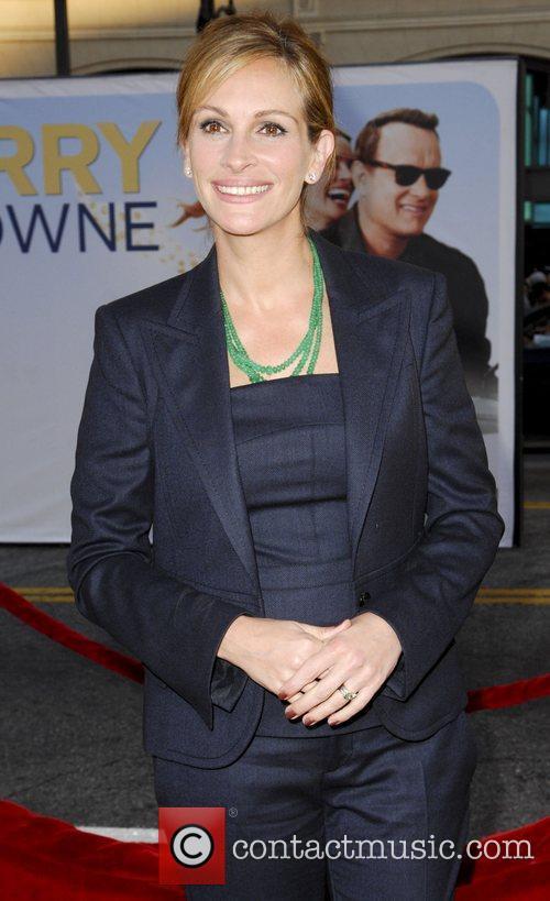Julia Roberts 'Larry Crowne' Los Angeles Premiere at...