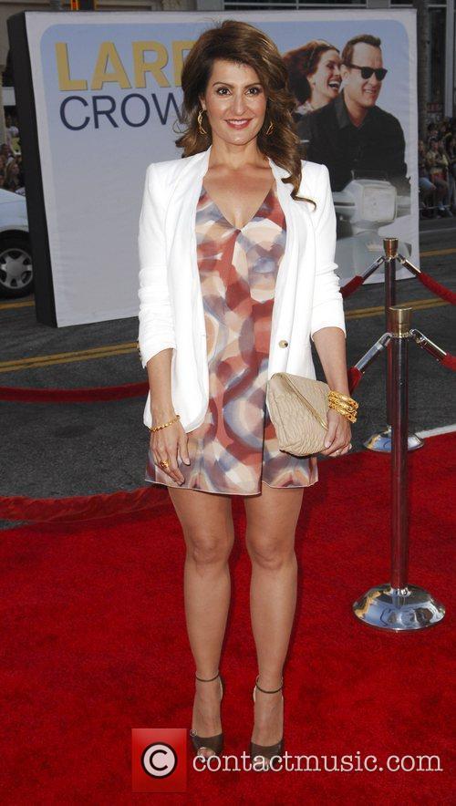 Nia Vardalos 'Larry Crowne' Los Angeles Premiere at...