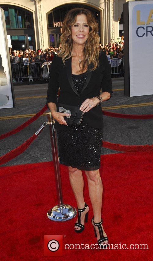 Rita Wilson 'Larry Crowne' Los Angeles Premiere at...