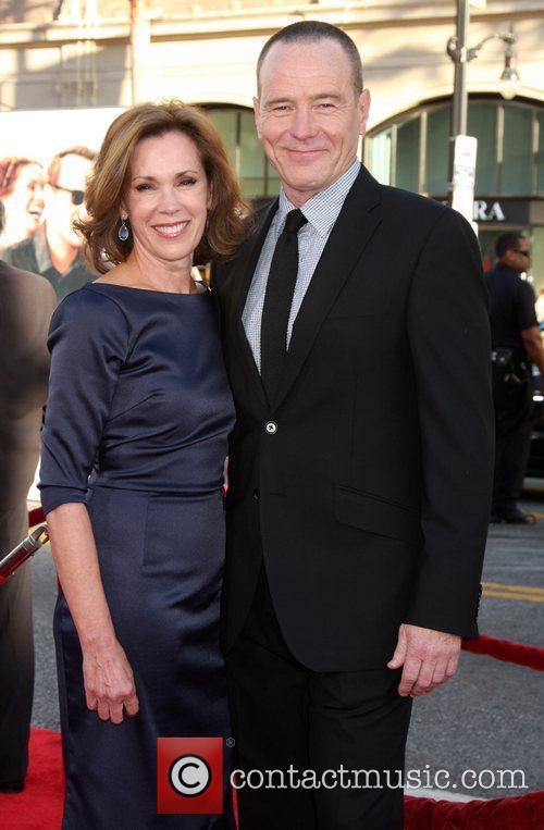 Bryan Cranston 'Larry Crowne' Los Anglees Premiere at...