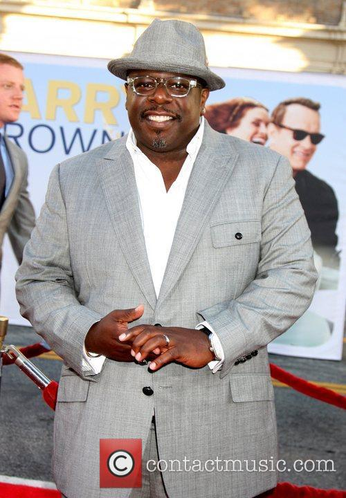 Cedric the Entertainer 'Larry Crowne' Los Anglees Premiere...