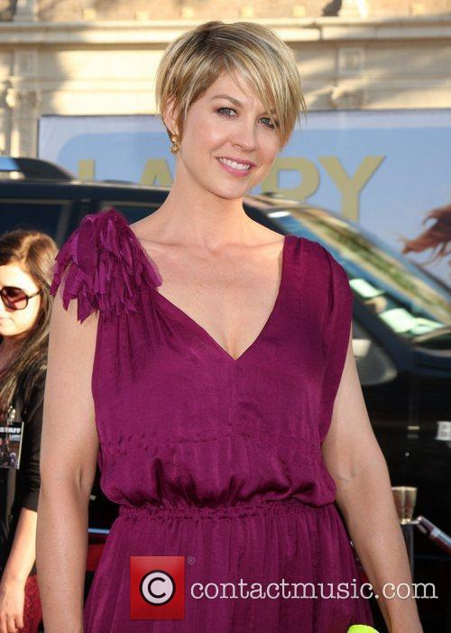 Jenna Elfman  'Larry Crowne' Los Anglees Premiere...