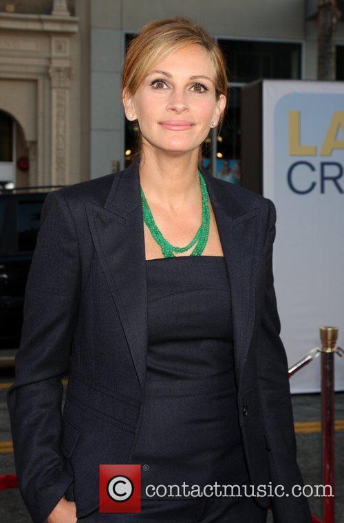 Julia Roberts 'Larry Crowne' Los Anglees Premiere at...