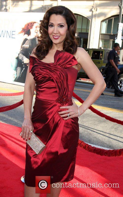 Maria Canals-Barrera 'Larry Crowne' Los Anglees Premiere at...